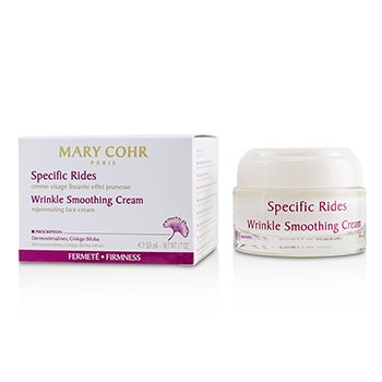 Wrinkle Smoothing Cream - Rejuvenating Face Cream (50ml/1.7oz)