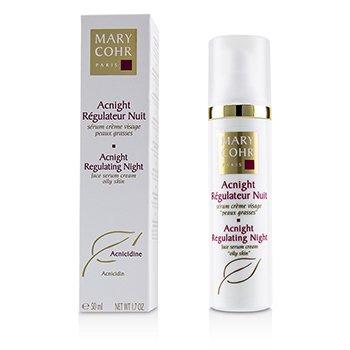 Acnight Regularing Night Face Serum Cream - For Oily Skin (50ml/1.7oz)