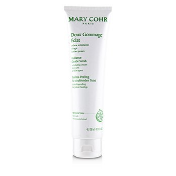 Radiance Gentle Scrub Exfoliating Cream - For All Skin Types (Salon Size) (150ml/4.4oz)