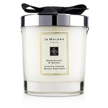 Jo Malone Honeysuckle & Davana Scented Candle 200g (2.5 inch) - 蠟燭