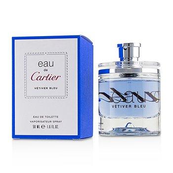 Eau De Cartier Vetiver Bleu Eau De Toilette Spray (50ml/1.6oz)