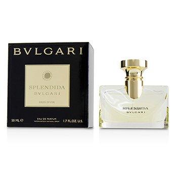 Bvlgari Splendida Iris d'Or EDP Spray 50ml/1.7oz women
