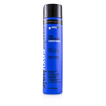 Curly Sexy Hair Curl Enhancing Curl Moisturizing Conditioner (300ml/10.1oz)