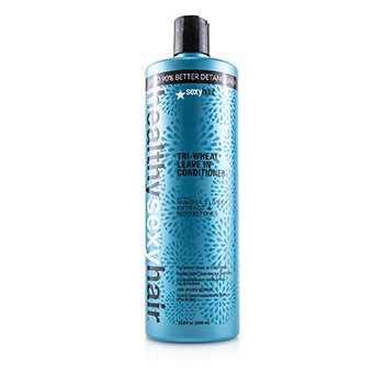 Healthy Sexy Hair Tri-Wheat Leave In Conditioner (1000ml/33.8oz)