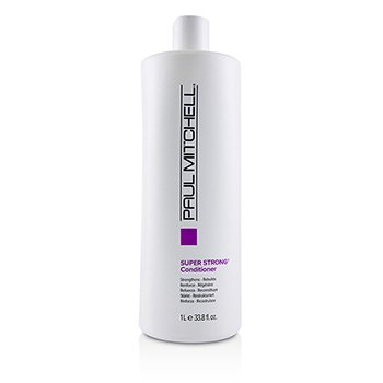 Super Strong Conditioner (Strengthens - Rebuilds) (1000ml/33.8oz)