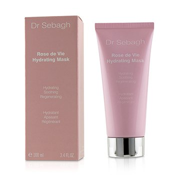 Rose De Vie Hydrating Mask (100ml/3.4oz)