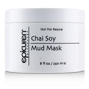 Epicuren Chai Soy Mud Mask - For Oily Skin Types (Salon Size) 250ml/8oz - 面膜