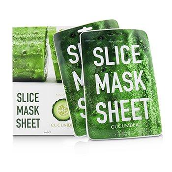 Slice Mask Sheet - Cucumber (10sheets)