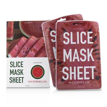 Slice Mask Sheet - Watermelon (10sheets)