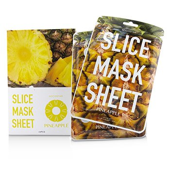 Slice Mask Sheet - Pineapple (10sheets)
