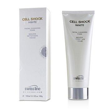 Cell Shock White Facial Cleansing Foam (160ml/5.3oz)