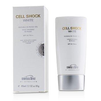 Cell Shock White Invisible Bi-Phase Veil SPF50 (65ml/2.2oz)