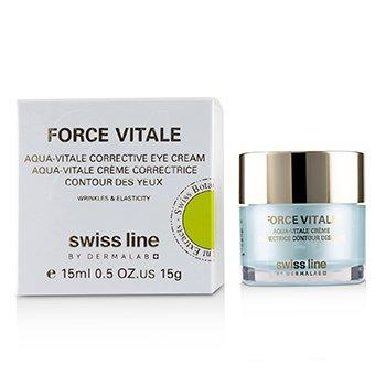 Force Vitale Aqua-Vitale Corrective Eye Cream (15ml/0.5oz)