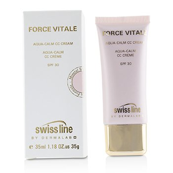 Force Vitale Aqua-Calm CC Cream SPF30 - #Beige 20 (35ml/1.18oz)