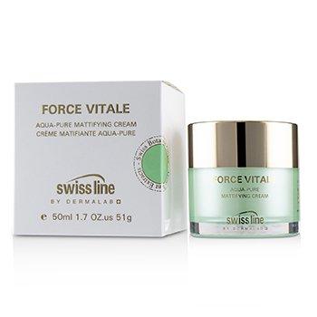 Force Vitale Aqua-Pure Mattifying Cream (50m/1.7oz)