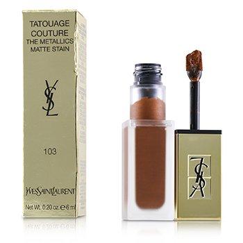 Strawberrynet coupon: Tatouage Couture The Metallics - # 103 Tribal Copper 6ml/0.2oz