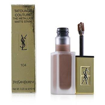 Strawberrynet coupon: Tatouage Couture The Metallics - # 104 Rose Gold Riot 6ml/0.2oz