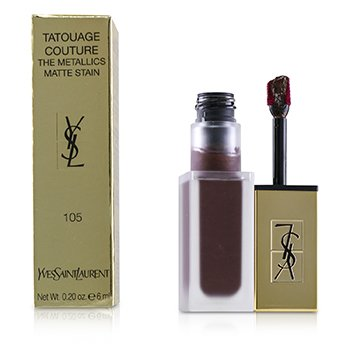 Strawberrynet coupon: Tatouage Couture The Metallics - # 105 Magnetic Prune Temper 6ml/0.2oz