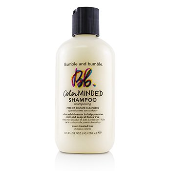 Bb. Color Minded Shampoo (Color-Treated Hair) (250ml/8.5oz)