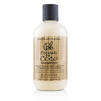 Bb. Creme De Coco Shampoo (Dry or Coarse Hair) (250ml/8.5oz)