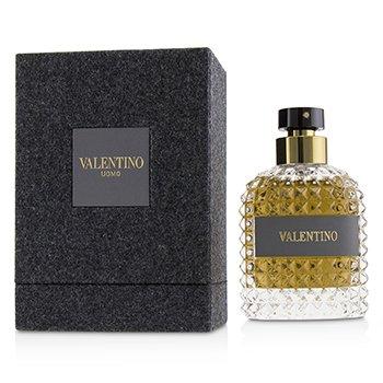 Valentino Uomo Eau De Toilette Spray (Feutre Edition) (100ml/3.4oz)