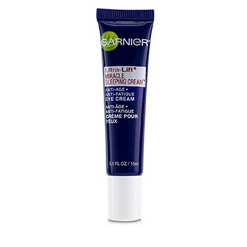 SkinActive Ultra-Lift Miracle Sleeping Cream Anti-Fatigue Eye Gel (Unboxed) (15ml/0.5oz)