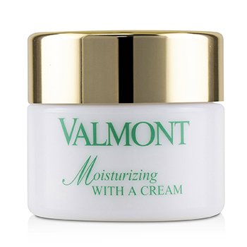 Moisturizing With A Cream (Rich Thirst-Quenching Cream) (50ml/1.7oz)