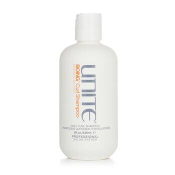 BOING Curl Shampoo (Moisture Balance) (236ml/8oz)