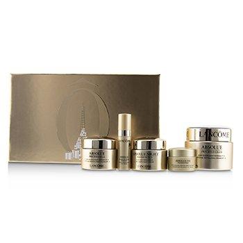 Absolue Precious Cells Set: 2x Intense Revitalizing Cream SPF15 + Recovery Night Cream + Eye Cream + Oleo-Serum (5pcs)