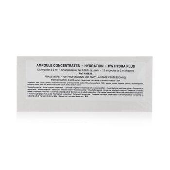 Ampoule Concentrates Hydration Hydra Plus (Salon Size) (24x2ml/0.06oz)