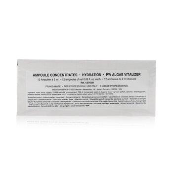 Ampoule Concentrates Hydration Algae Vitalizer (Salon Size) (24x2ml/0.06oz)
