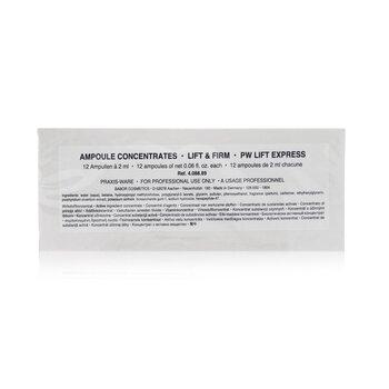 Ampoule Concentrates Lift & Firm Lift Express (Salon Size) (24x2ml/0.06oz)