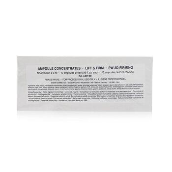 Ampoule Concentrates Lift & Firm 3D Firming (Salon Size) (24x2ml/0.06oz)
