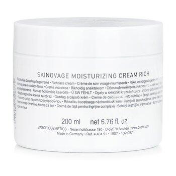 Skinovage Moisturizing Cream Rich (Salon Size) (200ml/6.7oz)