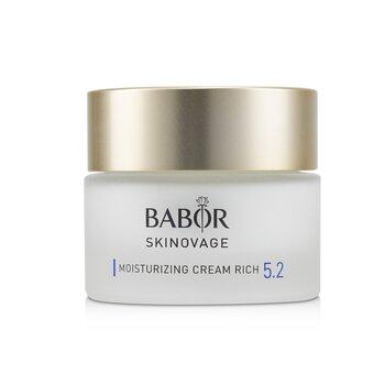 Skinovage [Age Preventing] Moisturizing Cream Rich 5.2 - For Dry Skin (50ml/1.7oz)