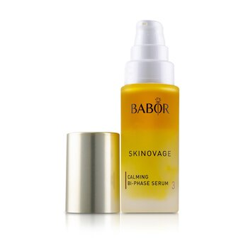 Skinovage [Age Preventing] Calming Bi-Phase Serum - For Sensitive Skin (30ml/1oz)