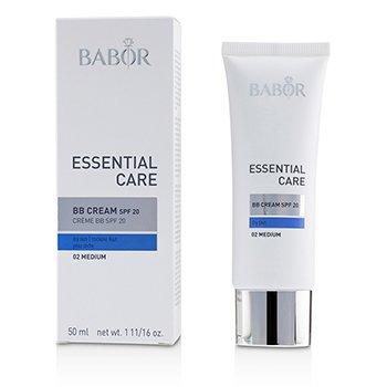 Essential Care BB Cream SPF 20 (For Dry Skin) - # 02 Medium (50ml/1.7oz)