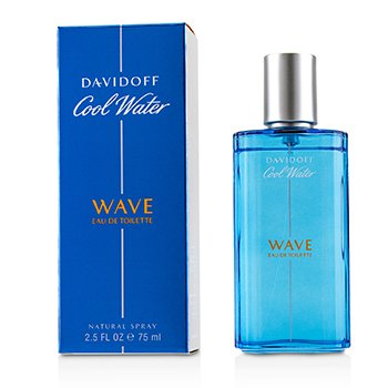Cool Water Wave Eau De Toilette Spray (75ml/2.5oz)