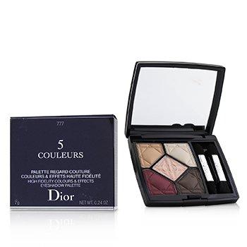 5 Couleurs High Fidelity Colors & Effects Eyeshadow Palette - # 777 Exalt Matte (7g/0.24oz)