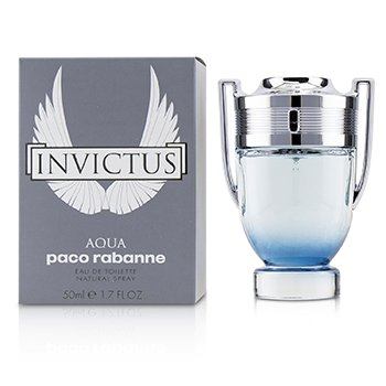 Invictus Aqua Eau De Toilette Spray (50ml/1.7oz)