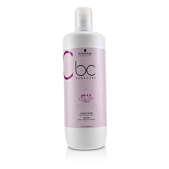 BC Bonacure pH 4.5 Color Freeze Conditioner (For Coloured Hair) (1000ml/33.8oz)