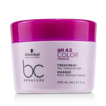 BC Bonacure pH 4.5 Color Freeze Treatment (For Coloured Hair) (200ml/6.7oz)