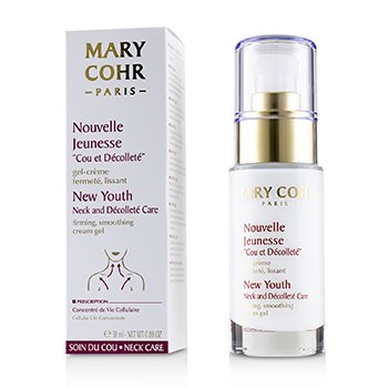 New Youth Neck & Decollete Care Firming, Smoothing Cream Gel (30ml/0.88oz)