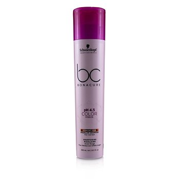 BC Bonacure pH 4.5 Color Freeze Vibrant Red Micellar Shampoo (For Red Hair) (250ml/8.5oz)