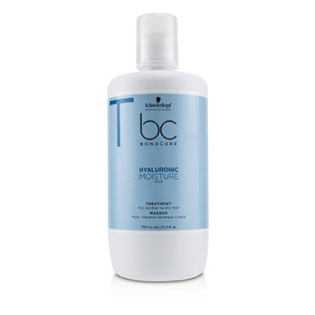 BC Bonacure Hyaluronic Moisture Kick Treatment (For Normal to Dry Hair) (750ml/25.3oz)