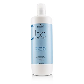 BC Bonacure Hyaluronic Moisture Kick Conditioner (For Normal to Dry Hair) (1000ml/33.8oz)