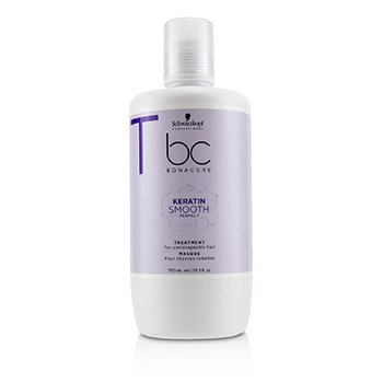 BC Bonacure Keratin Smooth Perfect Treatment (For Unmanageable Hair) (750ml/25.3oz)