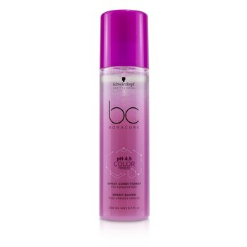 BC Bonacure pH 4.5 Color Freeze Spray Conditioner (For Coloured Hair) (200ml/6.7oz)