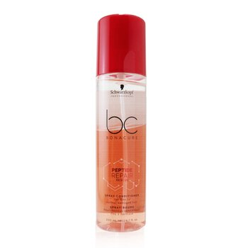 BC Bonacure Peptide Repair Rescue Spray Conditioner (For Fine to Normal Damaged Hair) (200ml/6.7oz)