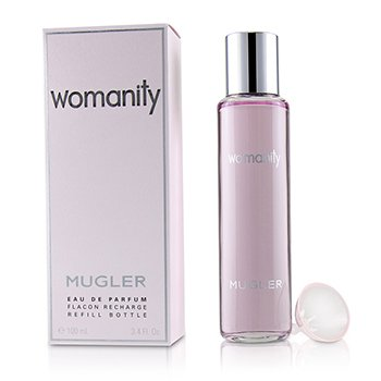Womanity Eau De Parfum Refill Bottle (100ml/3.4oz)